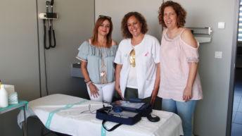 Los profesionales de Enfermería de Membrilla realizan el seguimiento remoto de los pacientes con marcapasos