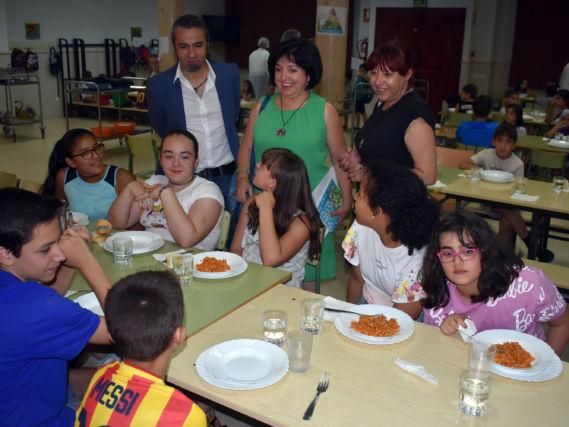 Arrancan los comedores escolares de verano en Ciudad Real ...