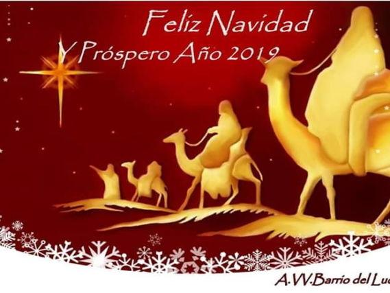 Felicitaciones De Navidad Con Los Reyes Magos.Los Reyes Magos Visitaran El Barrio Del Lucero De Valdepenas