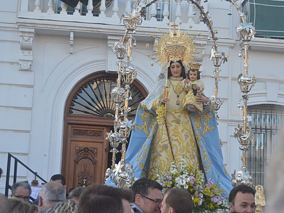 Mosaico De La Romería De La Virgen De Las Viñas Lanza Digital Lanza Digital