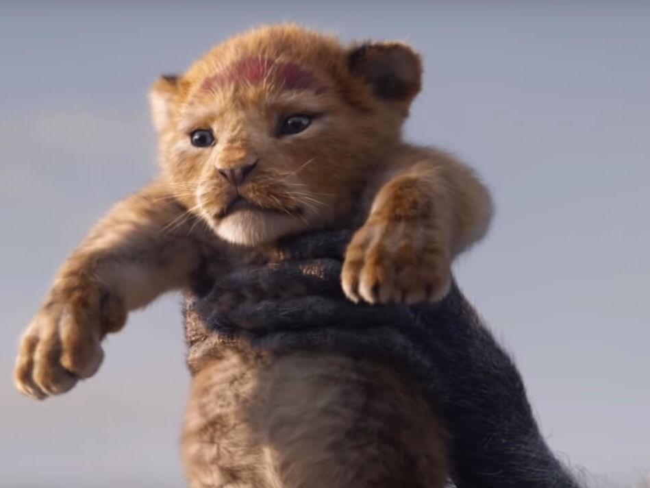 Resultado de imagen para el rey leon 2019